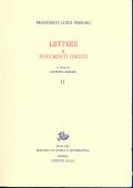 Opere di F. L. Ferrari. 7. Lettere e documenti inediti Vol. II