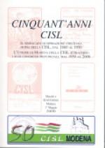 Cinquant'anni CISL
