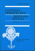 Cattolici Democratici e Cristiano Sociali
