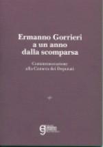 Ermanno Gorrieri a un anno dalla scomparsa