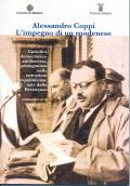 Alessandro Coppi. L'impegno di un modenese