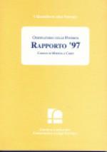 1997/7 - Osservatorio sulle Povertà. Rapporto '97. Caritas di Modena e Carpi