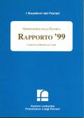 2000/13 - Osservatorio sulle Povertà. Rapporto'99. Caritas di Modena e Carpi