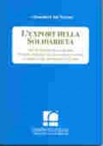2003/18 - L'export della solidarietà