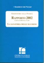 2003/19 - Osservatorio sulle Povertà. Rapporto 2002. Caritas di Modena e Carpi