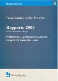 2006/26 - Osservatorio sulle Povertà. Rapporto 2005. Caritas di Modena e Carpi