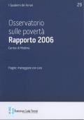 2007/29 - Osservatorio sulle Povertà. Rapporto 2006. Caritas di Modena