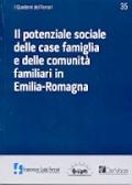 2010/35 - Il potenziale sociale delle case famiglia e delle comunità familiari in Emilia-Romagna