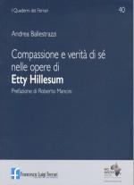 2018/40 - Compassione e verità di sé nelle opere di Etty Hillesum