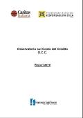 Osservatorio Regionale sul Costo del Credito/2009-2010